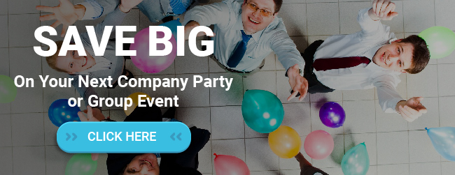 Save Big on Your Corporate Party